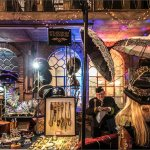 Steampunkies Warenhaus mit Thomas Wenzel