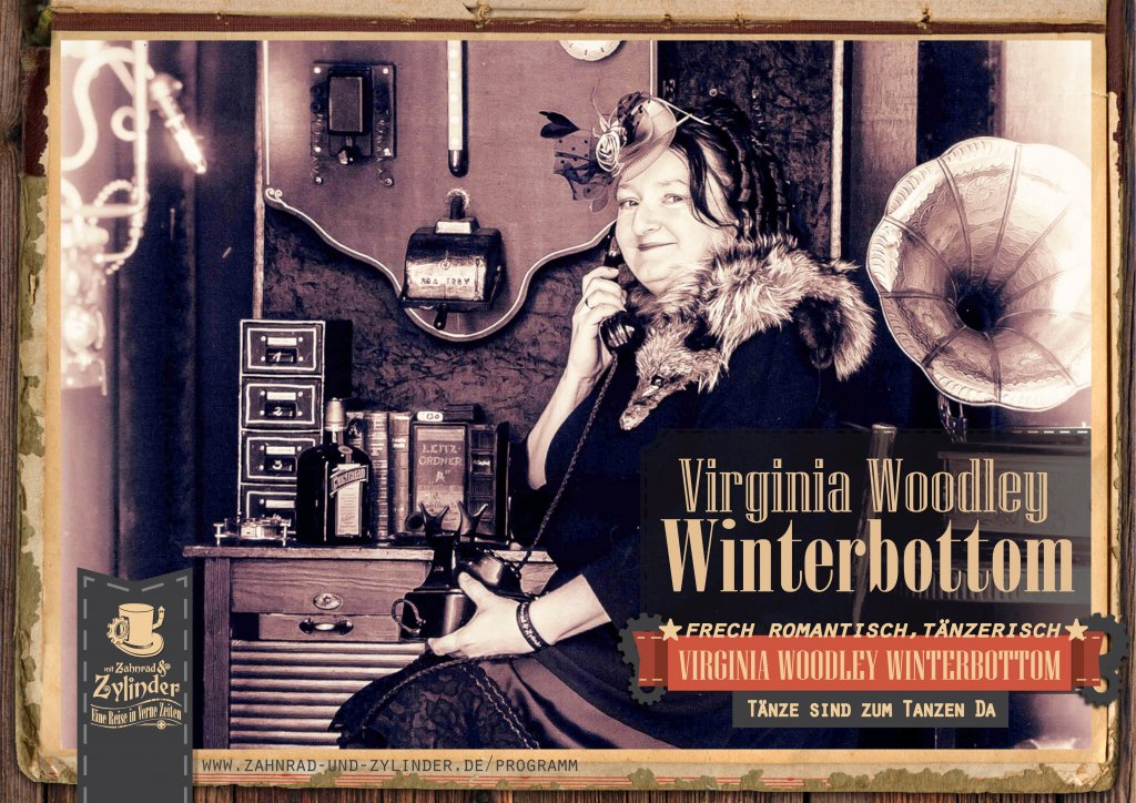 Virginia Woodley Winterbottom